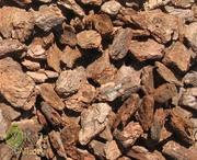 Экологически чистая мульча из сосновой коры.